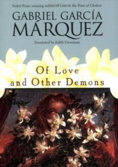of love and other demons - غابرييل غارسيا ماركيز