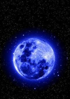أشباح الكوكب الأزرق